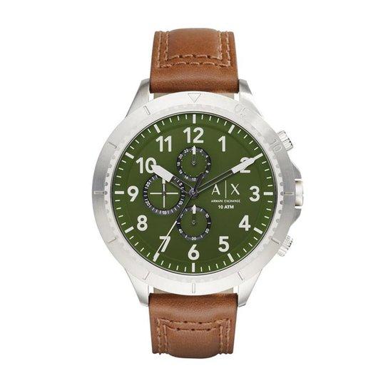 89e6828e3 Relógio Armani Exchange AeroRacer Masculino - Compre Agora | Netshoes