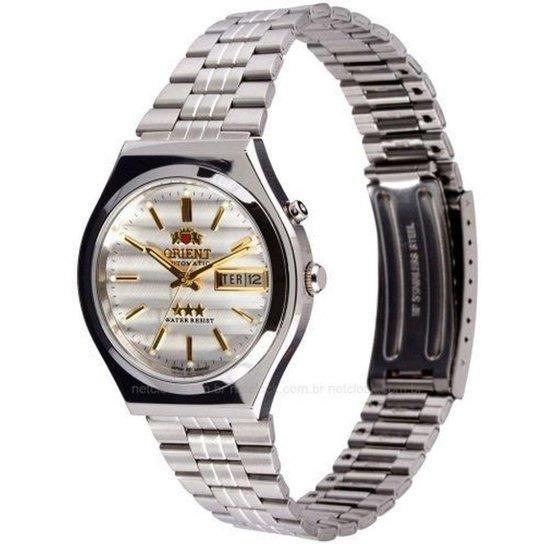 4fd8cede2 Relógio Orient Masculino Automatico Analogico Classic B1sx - Compre ...