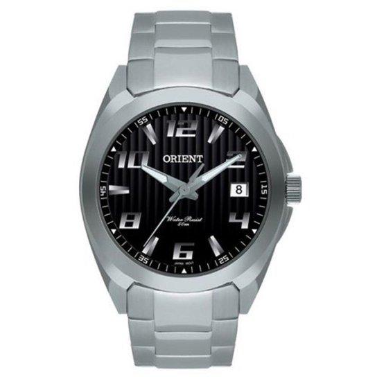 eac2fa327b1 Relógio Orient Fundo Pulseira De Aco - Compre Agora