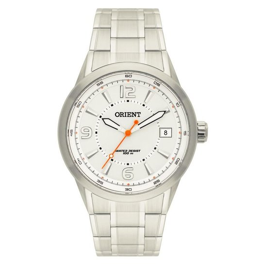 d299521ff90 Relógio Orient Masculino - Prata - Compre Agora