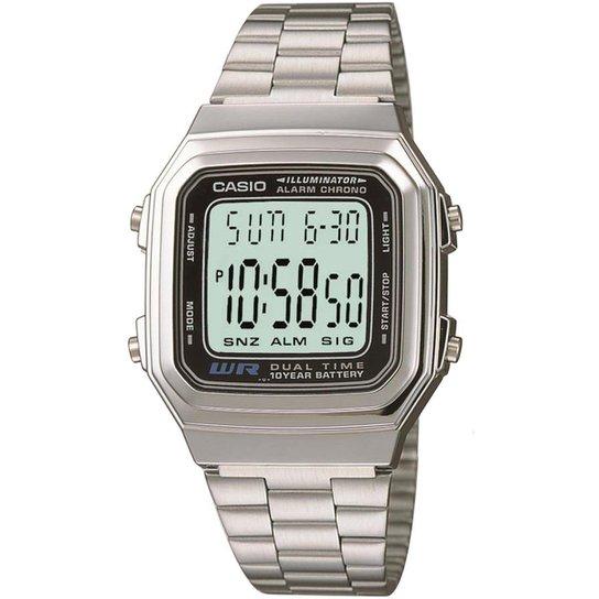 41849a48be1 Relógio Casio Vintage A178WGA-1A - Compre Agora