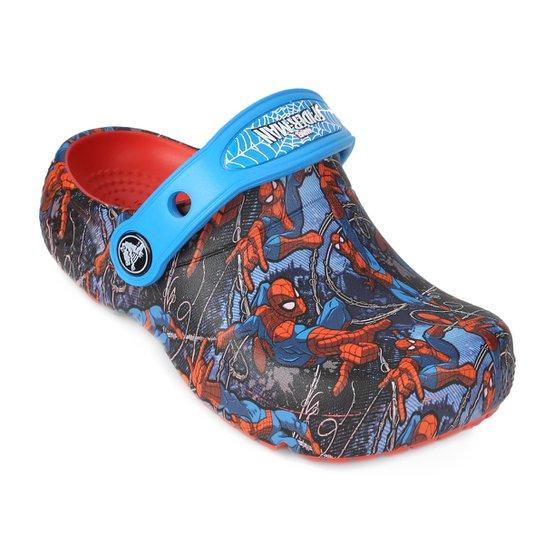 f2755ea5f0 Sandália Crocs Infantil FunLab Spiderman Masculina - Compre Agora ...