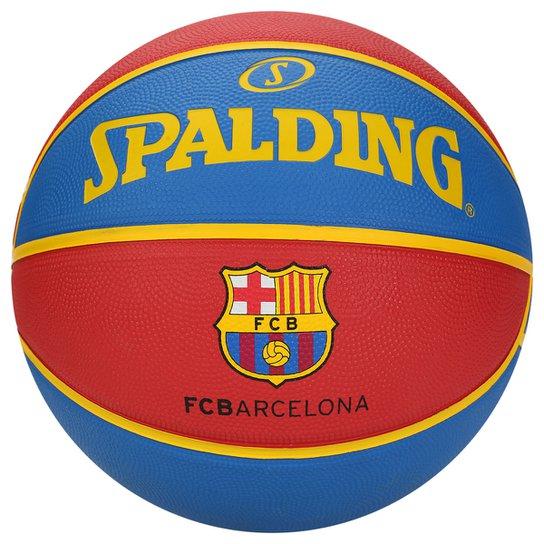 Bola Basquete Spalding Euroleague Barcelona - 7 - Compre Agora ... 4d9d9ba08f087