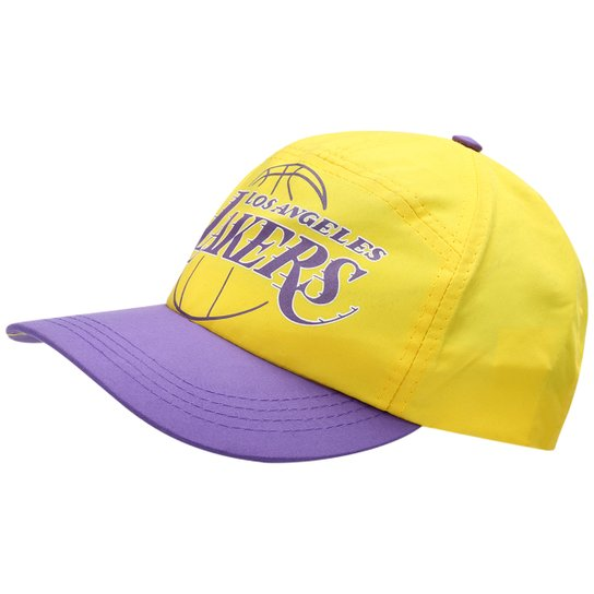 Boné NBA Los Angeles Lakers - Compre Agora  a761130199e