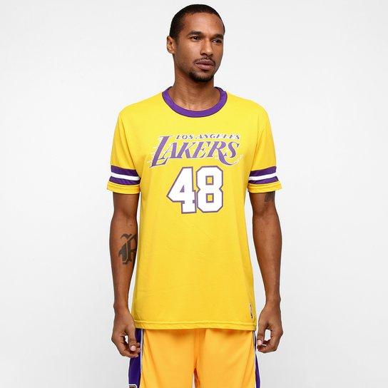 Camiseta NBA Los Angeles Lakers 48 - Compre Agora  01801487e16