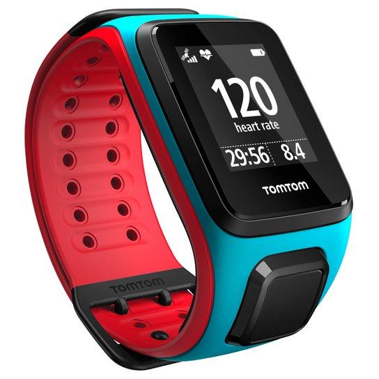 ccf7035f4b7 Relógio c  GPS TomTom Runner 2 Cardio - Compre Agora