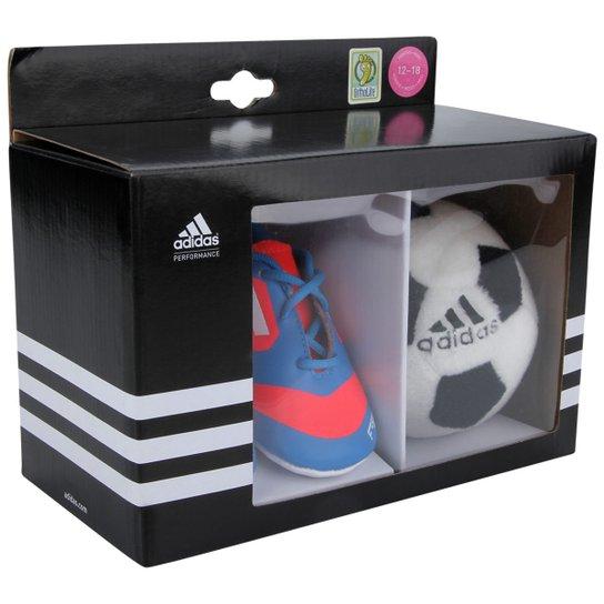 d5c81c224e9 Kit Adidas F50 adiZero Crib Infantil - Compre Agora