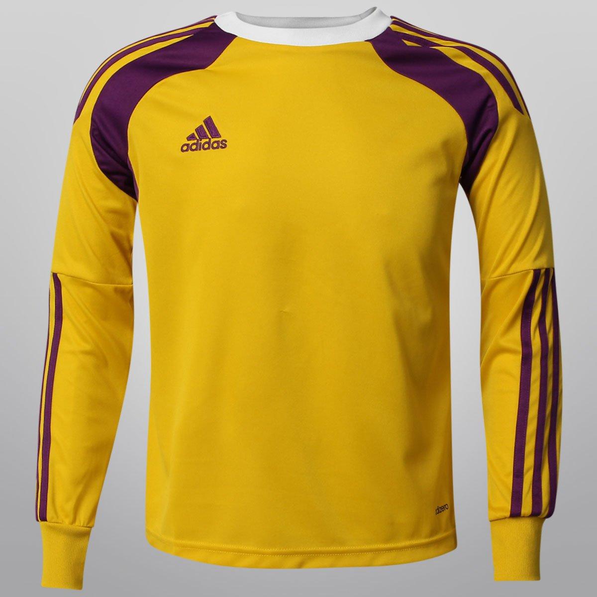 Camisa Adidas Condivo 14 Goleiro Juvenil