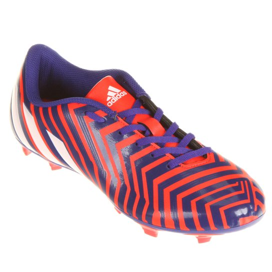 4925bd8a55c1b Chuteira Adidas Predito Instinct FG Campo - Compre Agora