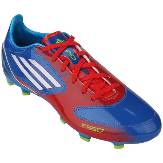 Chuteira Adidas F10 TRX FG - Compre Agora  5481c333a21ed