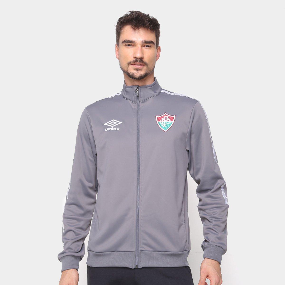 Jaqueta Fluminense Viagem 21/22 Umbro Masculina