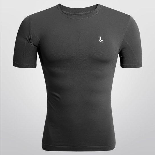Camiseta de Compressão Lupo Sport I-Power - Grafite - Compre Agora ... 573569fcc349a