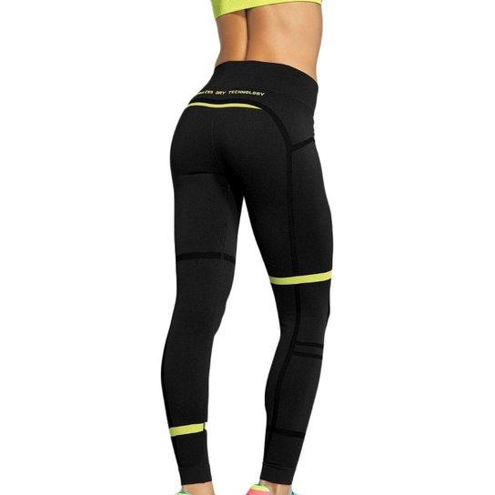 Calça Legging Lupo Linhas Feminina - Compre Agora   Netshoes 34f0b4f0a3
