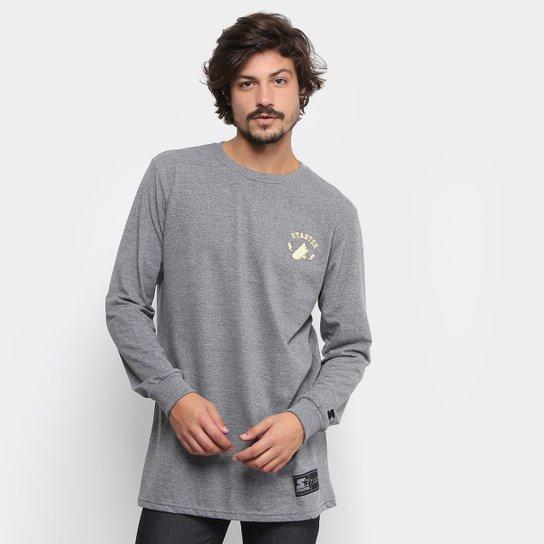 Camiseta Starter Damn Manga Longa Masculina - Compre Agora  6801b748f1f