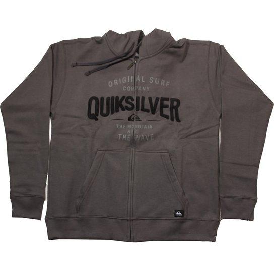 Blusa Canguru Quiksilver Aberto Folk - Compre Agora  2d24f9ec29d