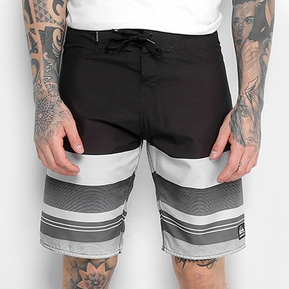 Boardshort Quiksilver Side Winder Masculino