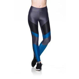 9f00e4b1a Legging Mulher Elástica Fitness Grid