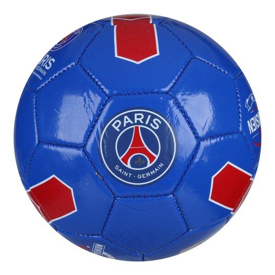 108603086d Mini Bola de Futebol PSG - Azul+Vermelho ...