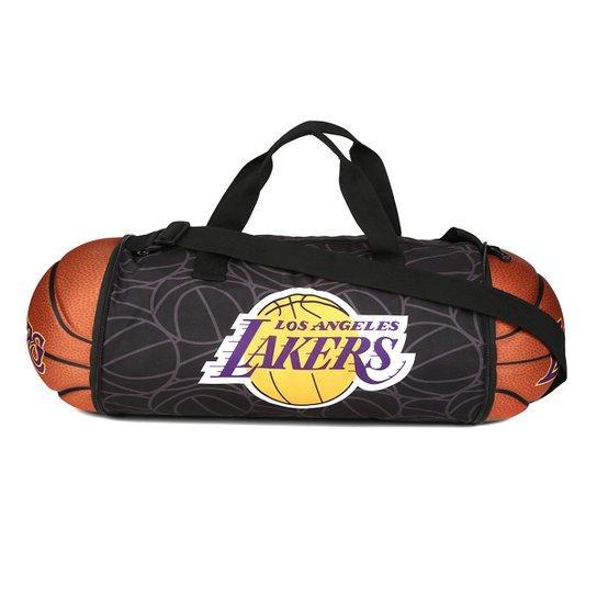 Bolsa NBA Los Angeles Lakers Ball Bag Esportiva - Compre Agora ... 8703875e16ad5