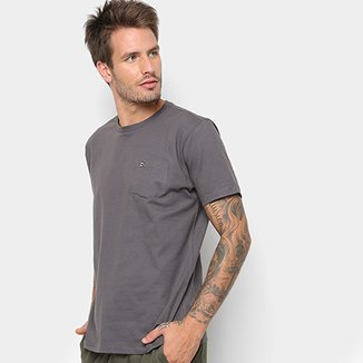 Camiseta HD Holog Pocket Masculina