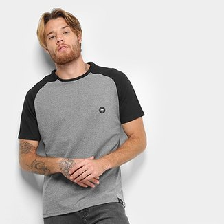 Camiseta HD Raglan Ride Masculina