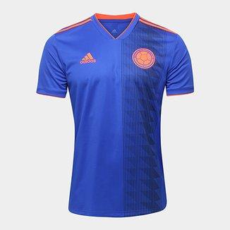 342f7ddc88 Camisa Seleção Colômbia Away 18 19 s n° Torcedor Adidas Masculina