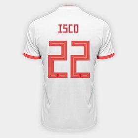 e0a08b6799569 Camisa Adidas Seleção Espanha Home 2014 s nº Infantil - Compre Agora ...