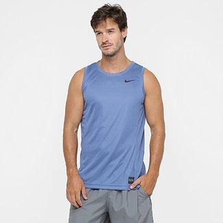 5545ba3792 Camiseta Regata Nike Elite Hybrid Tan
