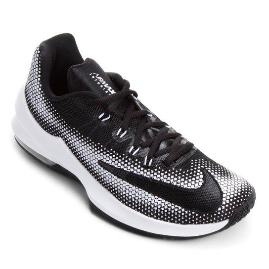 de79ddba1d0 Tênis Nike Air Max Infuriate Low Masculino - Grafite - Compre Agora ...