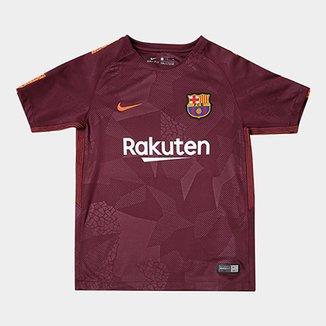 25e335929f6bd Camisa Barcelona Juvenil Third 17 18 s n° - Torcedor Nike