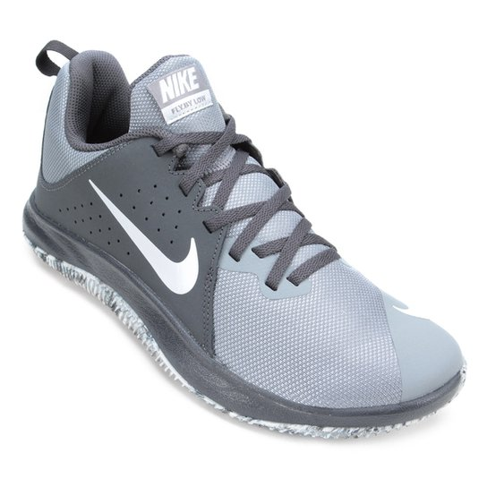 Tênis Nike Fly.By Low Masculino - Grafite - Compre Agora  22f1ed8a49b0a