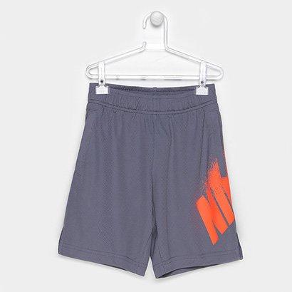 Shorts Nike Infantil B Dry Gfx-893573
