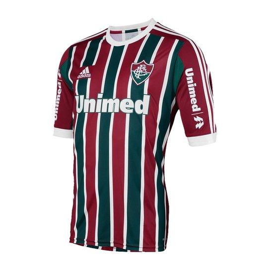 Camisa Adidas Fluminense I M35168 - Compre Agora  0e414329e5e8f
