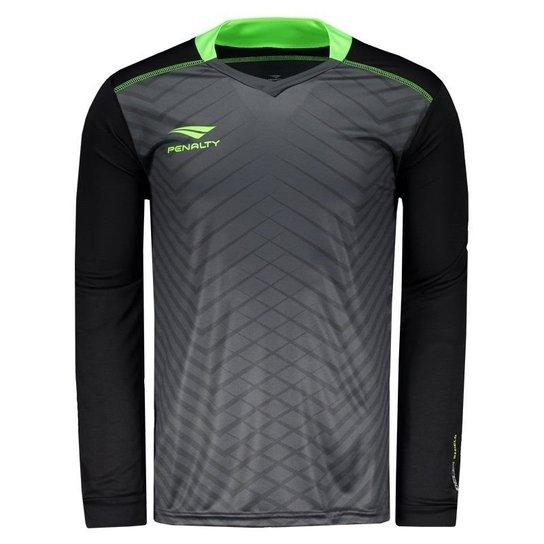 2d3e75ce705e9 Camisa Penalty Goleiro Delta UV VII Manga Longa Masculina - Compre ...