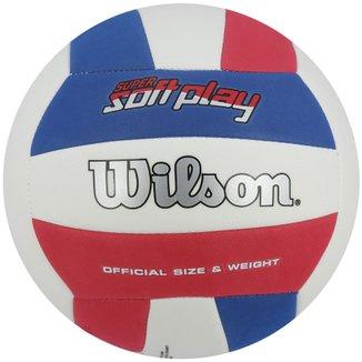f149dfc9b1 Bola de Vôlei Super Soft Play - Wilson