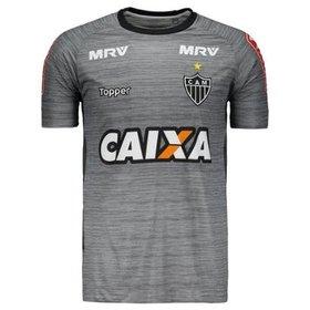 3a2925cef Camisa Atlético-MG I 2016 s nº Torcedor Dryworld Masculina - Compre ...