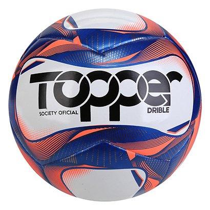 Bola de Futebol Society Topper Drible 2019 Exclusiva