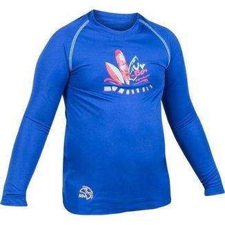 Camisa Fator de Proteção UV50+ Infantil II f7ba84f98ab3f
