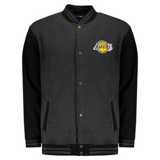 cfab18953d Jaqueta NBA Los Angeles Lakers College