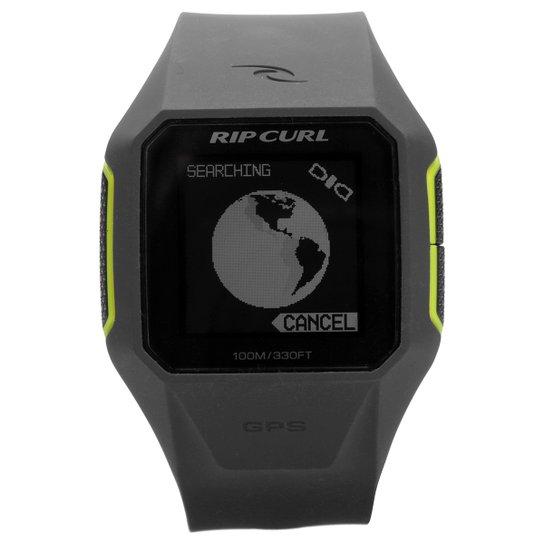 3ea7dccb51a Relógio Rip Curl Surf Search GPS - Grafite - Compre Agora