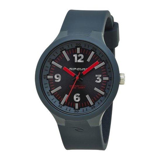 a86a65e7947 Relógio De Pulso Ripcurl Driver - Grafite - Compre Agora