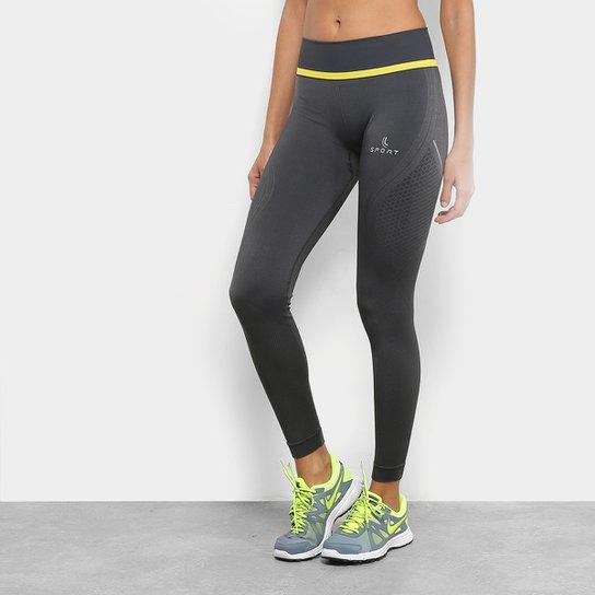 dd521e00b Calça Legging Lupo AF Shine Run Feminina - Preto
