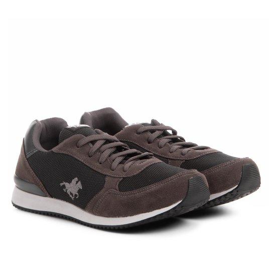 ead5a55f0 Tênis RG 518 Jogging Recortes Tela Masculino - Compre Agora