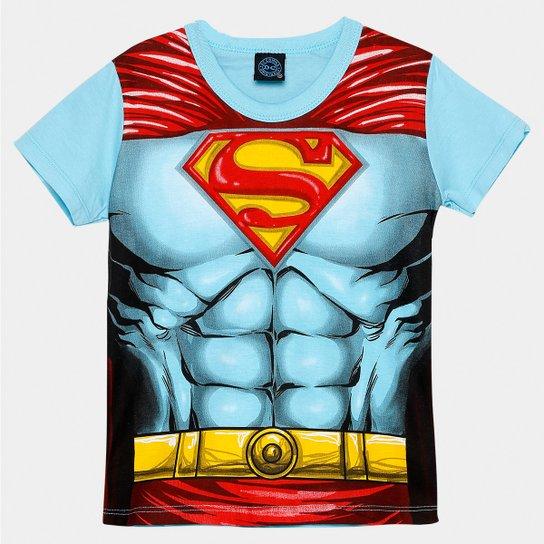 658a21d50 Camiseta Kamylus Capa Superman - Compre Agora
