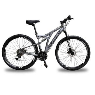 c751937b1 Bicicleta Full Everest 29 Freio Hidraulico - Shimano Acera 27v