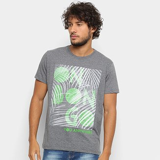 Camiseta Onbongo Take Me To The Beach Masculina