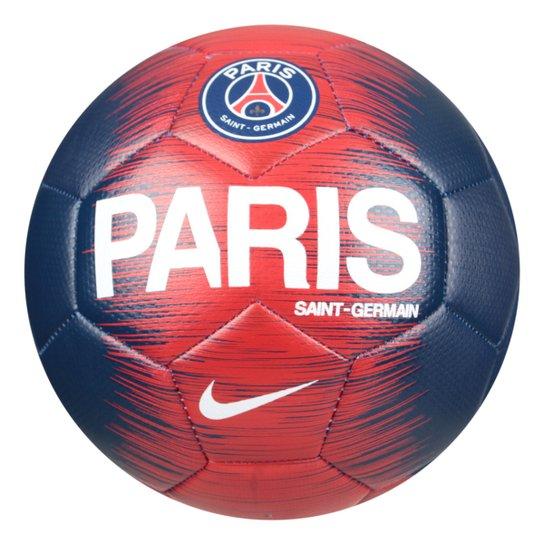 Bola de Futebol Campo Paris Saint-Germain Nike - Azul e Vermelho ... 1f89a1df5c3b9