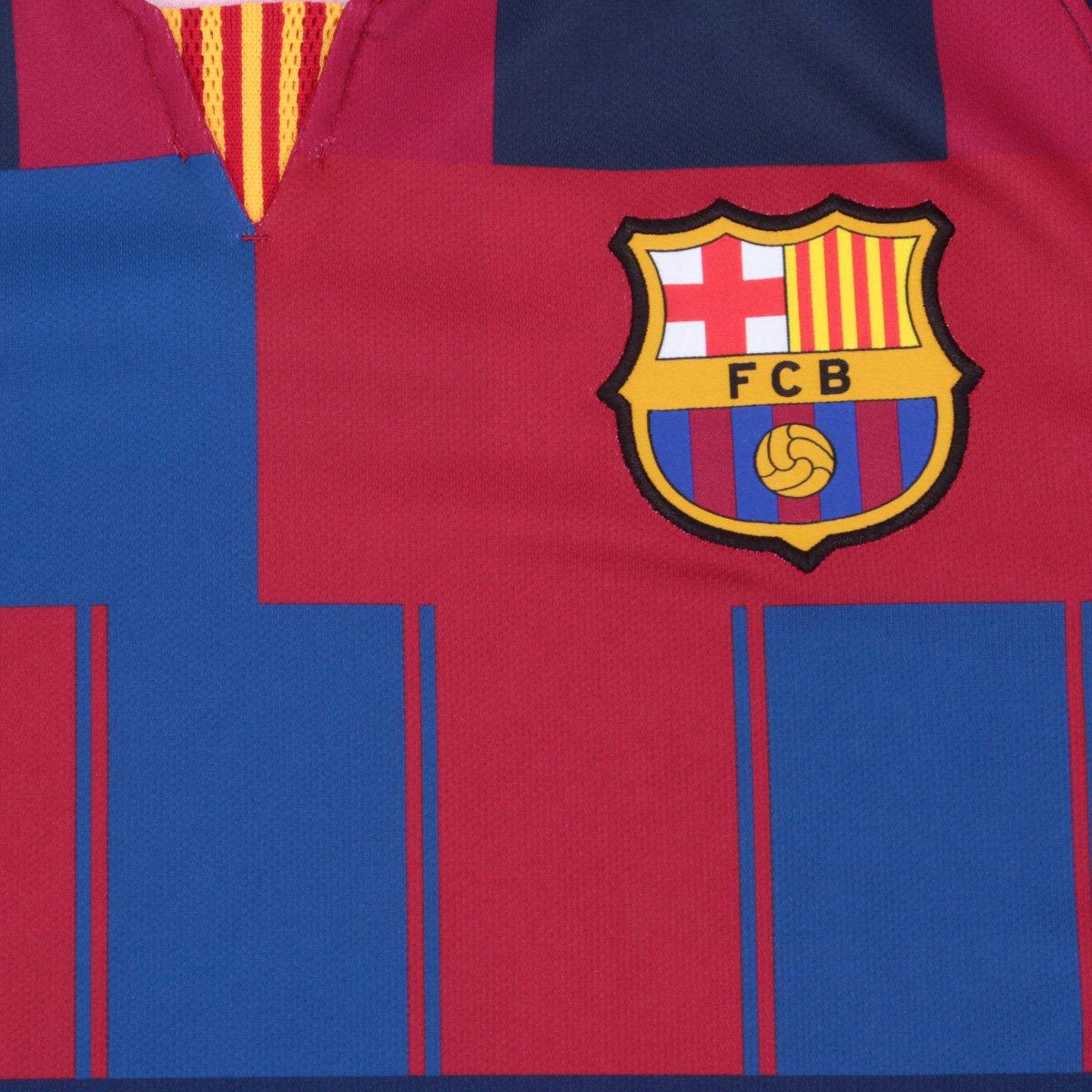 c7b14f913c9f0 ... Camisa Barcelona 20 Anos Edição Limitada - Torcedor Nike Masculina - ...