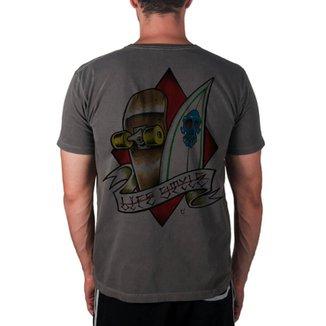 Camiseta surf   skate life style Artseries Masculina 1a3d6d3b95