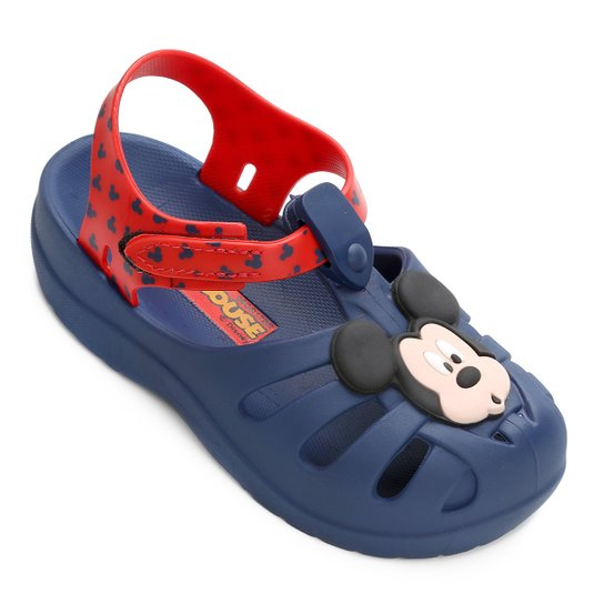 e6b760608 Sandália Infantil Grendene Mickey Soft Masculino - Compre Agora ...